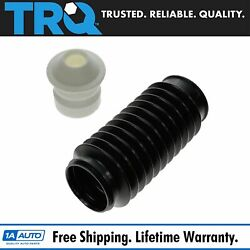 Trq Strut Boot Bellow And Bumper Kit For Audi Bmw Chevy Lexus Nissan Mazda