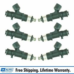 Fuel Injector Kit Set Of 6 For 300 Pacifica Town And Country Avenger Charger Nitro