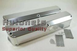 Fabricated Aluminum Ford Small Block V8 260 289 302 351w Valve Cover No-hole Sbf