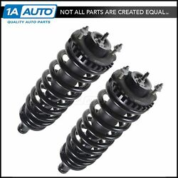 MONROE 171341 Strut & Spring Front Pair Set for Buick Chevy GMC Olds Saab Isuzu