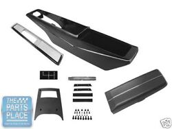 1969 Chevrolet Chevelle Console Kit With Shifter And Cable - Th