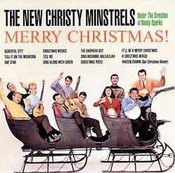 Merry Christmas By The New Christy Minstrels Cd May-1997 Sony Music Db3053