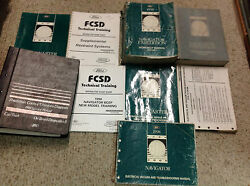 1998 FORD EXPEDITION & LINCOLN NAVIGATOR Service Repair Shop Manual Set W LOTS