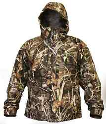 Drake Waterfowl 30502-12 Size 12 Youth Lst Insulated Coat Max4 Camo 13633