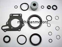 Transmission Gasket And Seal Kit - Zf/hurth 63iv - 3312199020