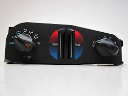 DUAL ZONE 95 - 99 CHEVY LUMINA  MONTE CARLO Climate Temp Control Heater Unit AC