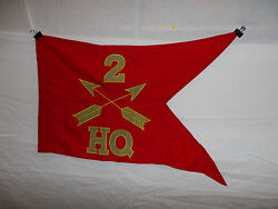 Flag166 Ww2 Us Army Guide On 1st Special Service Forces Company 2 Hq Fssf Ir44a