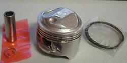 52mm High Dome High Compression Piston Kit Xr50 Crf50 Xr70 Crf70 Z50r82-99 S1196