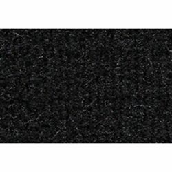 For 1997-01 Jeep Cherokee Cutpile 801-black Complete Carpet Molded