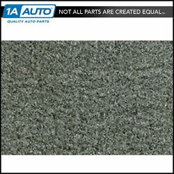 For 1997-06 Jeep Wrangler Cutpile 8023-gray / Oyster Complete Carpet Molded
