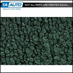 For 1963-73 Jeep Wagoneer 80/20 Loop 25-blue Green Complete Carpet Molded