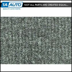 For 1993-98 Jeep Grand Cherokee Cutpile 9196-opal Complete Carpet Molded