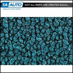 For 70-72 Gran Sport Automatic 80/20 Loop 17-bright Blue Complete Carpet Molded