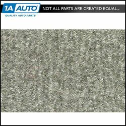 For 2005-09 Chevy Equinox Cutpile 7715-gray Passenger Area Carpet Molded