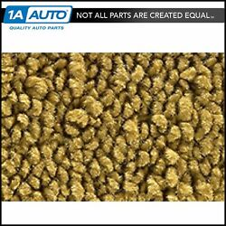 For 1965-69 Chevy Corvair 80/20 Loop 20-gold Complete Carpet Molded