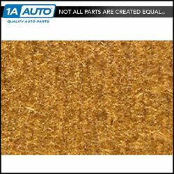 For 1974-80 Ford Pinto Cutpile 850-chamoise Complete Carpet Molded