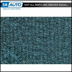For 1984-91 Jeep Grand Wagoneer Cutpile 7766-blue Complete Carpet Molded