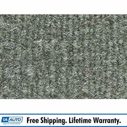For 1984-91 Jeep Grand Wagoneer Cutpile 857-medium Gray Complete Carpet Molded