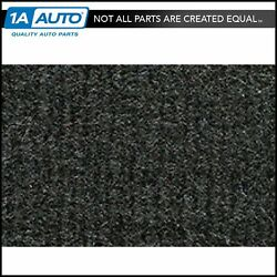For 1983-86 Toyota Camry Cutpile 7701-graphite Complete Carpet Molded