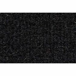 For 1968-80 Mg Mgb Cut And Sewn Complete Carpet 801-black Cutpile