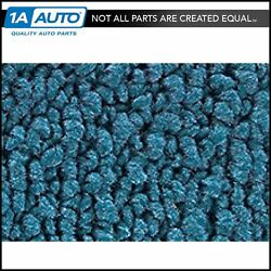 For 52-54 Victoria 2 Door Cut And Sewn 80/20 Loop 06-ford Blue Complete Carpet