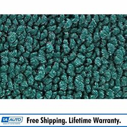 For 57 Nomad With Bucket Seats Cut And Sewn 80/20 Loop 05-aqua Complete Carpet