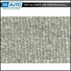 For 1977-84 Buick Electra 4 Door Cutpile 852-silver Complete Carpet Molded