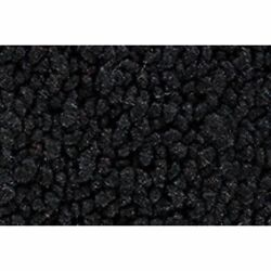 For 63 Chevy Corvette Coupe Cut And Sewn 80/20 Loop 01-black Complete Carpet Foam