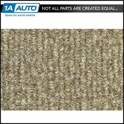 For 83-89 Ford Mustang Convertible Complete Carpet 7099-antalope/light Neutral