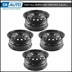 Dorman 16 Inch Steel Replacement Wheel Rim New Set Of 4 For 06-12 Fusion Milan