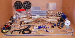 Jdm For Mr2 Celica 1990-93 St185 T3t4 Turbo Charger Kit Manifold Battery Box