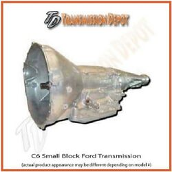 Ford C6 Transmission Small Block Stage 2 With Torque Converter 2600 Stall