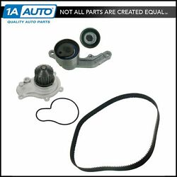 Timing Belt And Component Set And Water Pump Kit For Chrysler Dodge Jeep L4 2.4l