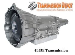 4l65e Transmission Gm Chevy 2 Piece Bell 2wd Stage 1