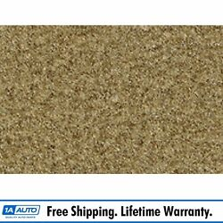 1975-79 Ford F-250 Extended Cab 2wd Carpet 7577 Gold For Auto Trans Low Tunnel