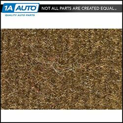 75-79 Ford F150 Extended Cab 2wd Carpet 4640-dk Saddle For Auto Trans Low Tunnel