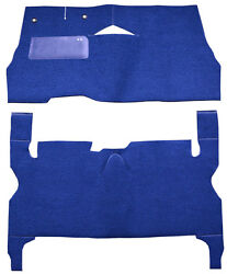 Replacement Flooring Set Complete For 55-56 Buick Super 11488-230