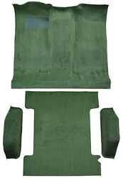 Replacement Flooring Set Complete For K5 Blazer 19541-162 Mass Backing