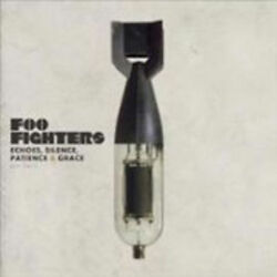 Foo Fighters - Echoes, Silence, Patience And Grace New Cd