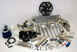 For Scion Tc Stainless Ss T3t4 Turbo Charger Kit