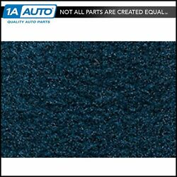 75-79 Ford F-350 Extended Cab 2wd Carpet 7879-blue For Auto Trans Low Tunnel