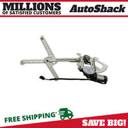 Front Driver Power Window Regulator With Motor For Gmc K2500 K3500 Chevy K3500