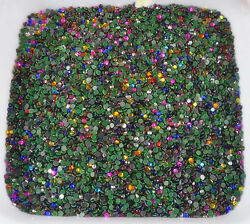Ss6 Hotfix Lot Color Multiple Facets Glass Crystal Flat Back 1.5mm Rhinestones