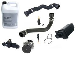For Bmw E39 5-series Cooling System Overhaul Kit Antifreeze Water Pump Hoses