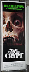 Tales From The Crypt Original Rolled Movie Poster Peter Cushing/joan Collins