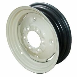 1 New Front Tractor 4.5x16 6 Hole Wheel Rim For 5.50-16, 6.00-16, 6.50-16 Tires