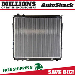 New Radiator Assembly For 2001-2007 Toyota Sequoia 2004-2006 Tundra 4.7l V8