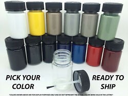 Pick Your Color - 1 Oz Touch Up Paint Kit W/brush For Ford Car Truck Suv 1 Ounce