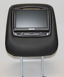 New 2014 Lincoln Navigator Dual Dvd Headrest Video Players Package