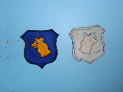 D014 Vietnam Us Air Force 635th Security Police K9 U Tapao Beret Patch
